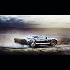 Only the best car ever built. #fordgt