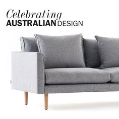 Smyth's sophisticated piping highlights its distinctive style, cleverly merging formal with casual elegance.  The Smyth Deep Sofa is made to order fully upholstered in fabric or leather.  Style the Smyth with either matching or contrasting piping to show off the 'rollover' cushion detail