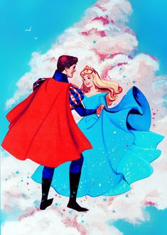 Find images and videos about disney, princess and sleeping beauty on We Heart It - the app to get lost in what you love. Disney Pixar, Walt Disney, Disney Couples, Disney And Dreamworks, Disney Girls, Disney Animation, Disney Love, Disney Magic, Disney Art