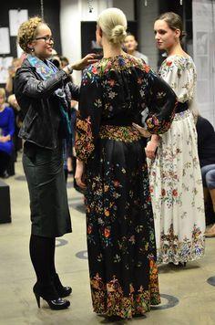 Estonian luxury fashion brand Uschanka attracts fans around the ...