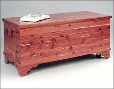 Cedar Chests & Hope Chests. My mom still has hers under lock and key. I have never seen the contents inside :)