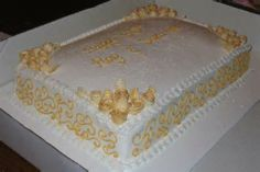 sheet cake decorating ideas - Google Search | Cake Decorating Ideas ...