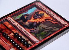 Flamekin Harbinger Magic the Gathering by LittleBundlesOfMagic, $31.50