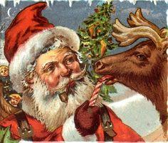 Belle illustration de Noël