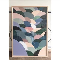 Due to popular demand, we now have Hanna Konola's prints in another size also...50 x 70cm!! Straight from Finland these babies are already walking out the door. Pic from the gorgeous @formanpictureframing #hannakonola http://www.norsu.com.au/brands/Hanna-Konola.html