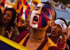 We roar for Tibet, all around the world ! We shout, we protest, we will show China we will never be defeated !