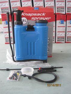 16 Liter Agricultural Backpack Manual Sprayer (HT-16B)