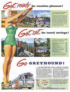 Greyhound - 1953