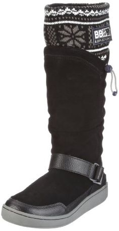 Björn Borg Footwear Watson 03 1141077903, Damen Stiefel, Schwarz (Black 0999), EU 40 - http://on-line-kaufen.de/bjoern-borg-footwear/40-eu-bjoern-borg-footwear-watson-03-1141077903
