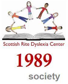 Scottish Rite Dyslexia Center 1989 Society