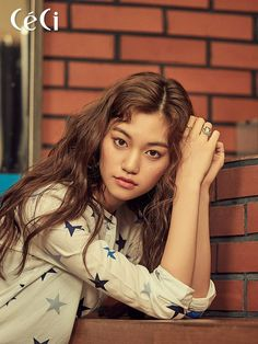 Doyeon for Ceci Magazine