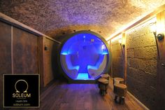 Luxury Spa Experiences - The new SOLEUM® SPA – Sea Climate Chamber. A new SPA-Highlight for Indoor and Outdoor.