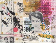 Dani Street: Collage 77 by heydani68