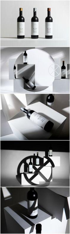 Wine Label Design fo