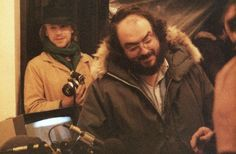 Kubrick and Leon Vitali