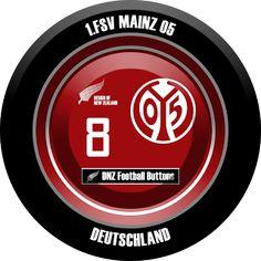 DNZ Football Buttons: 1.FSV Mainz 05                                                                                                                                                                                 Mais