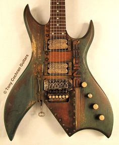 Tony Cochran ANGER63 guitar #63 for sale Picture