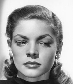 The Beauty Of Lauren Bacall                                                                                                                                                                                 More