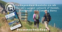 Alice Lockett posted a Natter: Summer Holidays available now, Are you looking to book your summer break?  Our Hostels have been adding lots of Summer Holiday availability to our website. Take a look below at summer holidays available now.  - http://independenthostels.co.uk/summer-holidays-available-now/