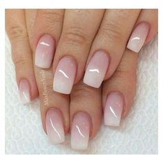 Here is the list of Top 50 Gel Nail Design ideas which you will be in love with it and eager to have it on your finger tips(Nails), to give it a charming look Love Nails, Pretty Nails, My Nails, Style Nails, Ombre Nail Designs, Nail Art Designs, Nails Design, Light Pink Nail Designs, Gel Polish Designs