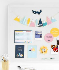 K's Vision Boards Collection In-Store or Online Today. Browse Inspiration, Organised & More. Discover Beautiful, Swedish Design Stationery at kikki. Diy And Crafts, Crafts For Kids, Collage Background, Instagram Prints, Inspiration Wall, Stationery, Diy Projects, Inspiring Quotes, Creative