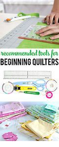 Half Square Triangle (more commonly refereed to as HST's) are some of the basic building blocks of quilting.  Simply by rearranging the number and direction of the HST's you can make a great variety of...