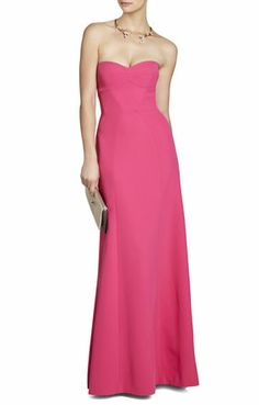 IF EVERYONE WAS WEARING THIS PINK PINK I WOULDN'T LIKE IT BUT IT COULD WORK IN A FAMILY OF PINK SHADES