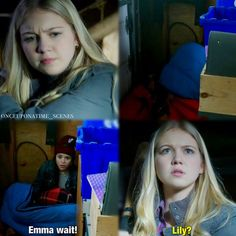 """Emma and Lily -  4 * 19 """"Lily"""""""