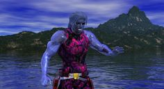 DS Team Member: Wave Crusher