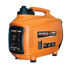 Generac Ix 800-Running Watts Inverter Portable Generator 005791