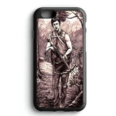 Walking Dead Daryl iPhone 7 Case