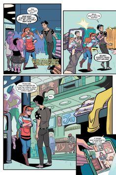 Previews: PATSY WALKER AKA HELLCAT #2 - Comic Vine