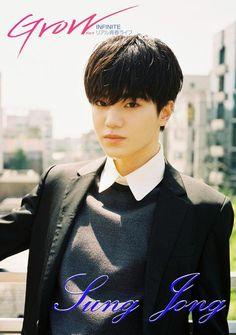 Infinite - Grow #Sungjong ♡