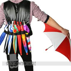Cheap magic props, Buy Quality magic set directly from China magic products Suppliers: Holiday Sales Vest Umberlla Production magic cloths magic sets magic props Magic Sets, Magic Props, Close Up Magic, Parasol, Magic Tricks, Holiday Sales, Classic Toys, Stage, Clothes