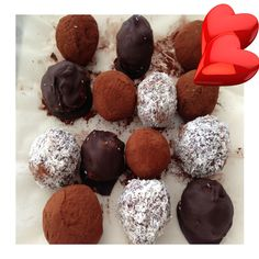 Make your own Valentine's chocolates and truffles with these simple recipes.