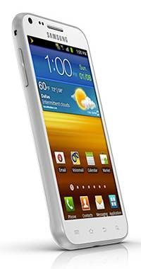 Samsung Galaxy S II Epic Touch 4G Android Phone, white