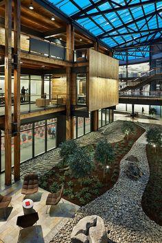 Federal Center South Building 1202 | Zimmer Gunsul Frasca Architects LLP (ZGF), Seattle, Washington, USA | 2012