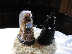 personally made groom's cake | If cute wedding toppers just aren't cool enough for you though, here ...