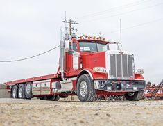 Equipment Trailers, Peterbilt 389, Buses, Trucks, Vehicles, Busses, Truck, Car, Vehicle