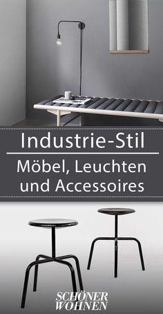Industrie Look U2013 Möbel, Accessoires, Leuchten