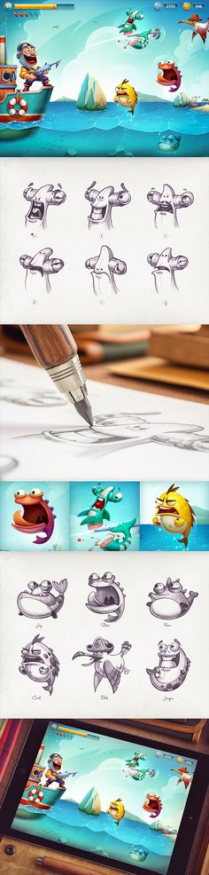 iOS Games | Part 4 on Behance