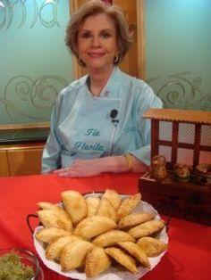 Empanaditas de chiverre