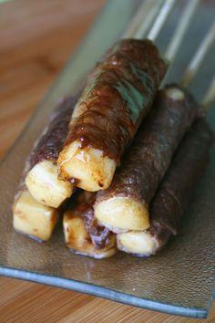 Quand j'ai envie de manger Japonais, je craque souvent pour les brochettes de boeuf et fromage, c'est fondant et très goûteux ! Alors je...