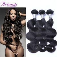 Brazilian Virgin Hair Body Wave 3 Bundles Cheap 6A Unprocessed Virgin Brazilian Body Wave Rosa Hair Products Human Hair Weave