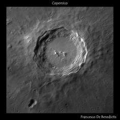 """Luna, Copernico SC 8"""" Celestron F/20 - CCD DMK31"""