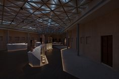 "Al Shindagha Museum - Perfume House - dpa lighting consultants - ""Right Light, Right Place, Right Time"" ™ Lighting Concepts, Lighting Design, Museum Lighting, Lighting Control System, Best Fashion Photographers, Gallery Lighting, Light Architecture, Light Art"
