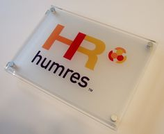 business wall mounted office signage http://www.de-signage.com/Officesigns.php