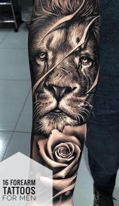 tattoo designs men arm * tattoo designs tattoo designs men tattoo designs for women tattoo designs unique tattoo designs men forearm tattoo designs men sleeve tattoo designs men arm tattoo designs drawings Lion Forearm Tattoos, Lion Head Tattoos, Forarm Tattoos, Forearm Tattoo Design, Top Tattoos, Cute Tattoos, Lion Tattoo Design, Lion Tattoos For Men, Male Tattoo
