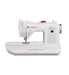 #Singer #one wunderschöne Nähmaschine, 24 Nähprogramme, extragroße Nähflache und vieles mehr! #nähmaschine #sewing