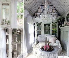 Old hunting lodge recycled into Victorian style dream house
